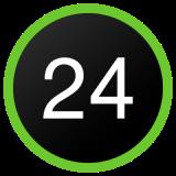 Логотип приват 24