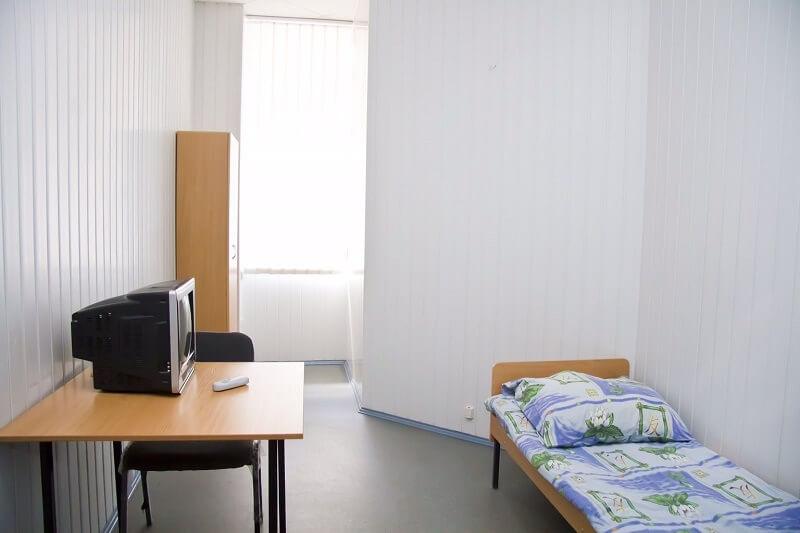 Наркологический центр в Луганске - Спальня