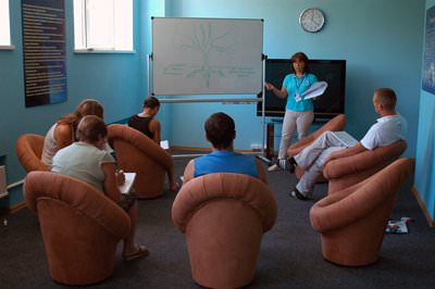 Реабилитация наркоманов во Львове