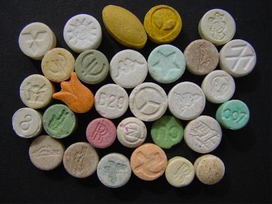 Признаки употребления экстази и других наркотиков