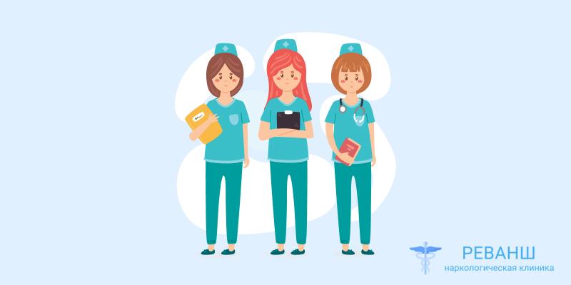 Послуги медсестри в Полтаві